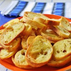 """Crostini D'Emily 