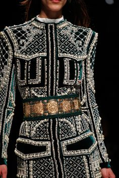 c96bd6de8 83 Best Balmain F12 - elaborately hand-worked pieces w/ a fresher ...