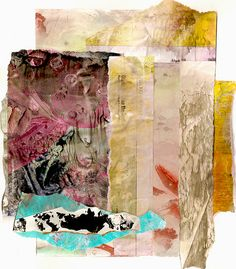 Collage - The Simple Act by Martha Marshall
