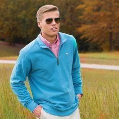 Look no further for your favorite pullover. The Pique Pullover is waiting for you at Southern Shirt! Southern Shirt Co, Southern Outfits, Southern Fashion, Preppy Outfits, Boy Outfits, Southern Men, Southern Style, Ivy League Style, Preppy Boys