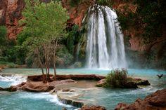 Havasu Falls, Colorado