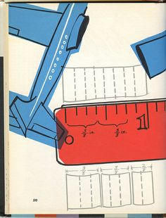 "From ""One Is Unique"", a children's math concept book by Marnie Luce, illustrated by Charles Stenson, and published by Lerner Publications Company in 1969."