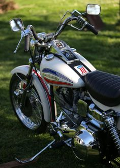 1973 Harley Davidson 1200 FX Super Glide boat tail