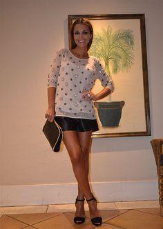 Paula Echevarría 24 de Agosto del 2012