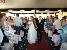 Marquee | Melbourne weddings | Wedding ceremony