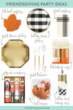 Friendsgiving Party Ideas | The Party Darling
