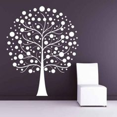 Wall Decals, Tree Decals, Nursery Decals, Home Decor by VinylWallAccents Bathroom Decals, Nursery Decals, Bathroom Wall Decor, Vinyl Wall Art, Wall Decals, Wall Clings, Heart Wall Art, Tree Decals, Tree Wall