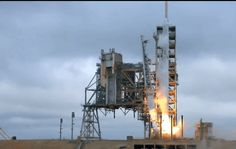 SpaceX launch heaps new history on top of old in major first     - CNET  Enlarge Image  The first launch by SpaceX from a historic facility.                                                      Video capture by Eric Mack/CNET                                                  Elon Musks SpaceX successfully launched a new era of spaceflight for a historic facility in Florida on Sunday.   The mission is a routine resupply of the International Space Station but it is still a landmark moment as…