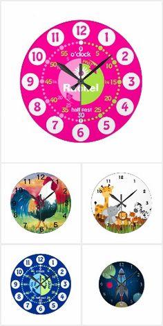 Wall Clocks of Distinction