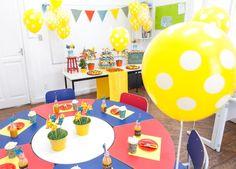 Incremente o aniversário na escola do seu filho com itens feitos por você - Gravidez e Filhos - UOL Mulher