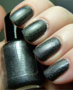 SoFlaJo Matte Love Collection - The Blacks BLACK BEAUTY   Pointless Cafe