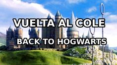 VUELTA AL COLE #BackToHogwarts #humor #friki