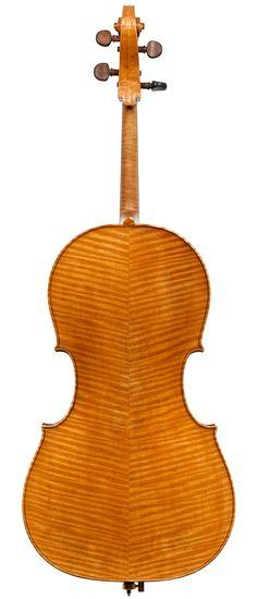 Cello | Giovanni Battista Gabrielli | Firenze | 1756