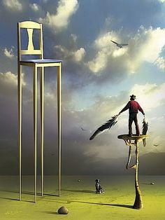 ♂ Dream imagination surrealism surreal art Digital Surrealism by Marcel Caram