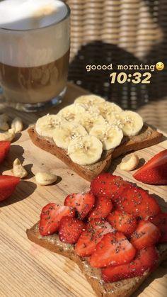 Think Food, I Love Food, Good Food, Yummy Food, Plats Healthy, Healthy Snacks, Healthy Recipes, Food Goals, Food Is Fuel