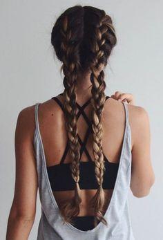 Με αυτά τα χτενίσματα θα θέλετε να ξεκινήσετε γυμναστήριο - Jenny.gr