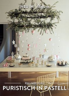 Hanging Two-Tiered Christmas Wreath | Chandelier
