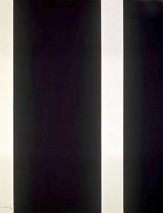 13. Thirteenth station - Barnett Newman - the stations of the cross - Lema Sabachthani - 1958/1966 - National Gallery of Art, Washington, D.C.