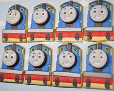 3D Thomas the tank engine   Cookie Connection