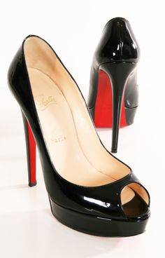 CHRISTIAN LOUBOUTIN HEELS - please please please shoe fairy I love these xxxx