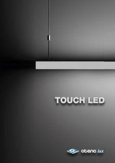 Nuova versione del catalogo TOUCH LED. Flussi aggiornati e informazioni aggiuntive per la nostra lampada a sospensione per eccellenza. https://issuu.com/atenaluxsrl/docs/touch_led_rev._hq New version for the TOUCH LED catalogue. More details and updated luminous fluxes have been added to our excellent suspended light.  https://issuu.com/atenaluxsrl/docs/touch_led_rev._hq