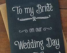 wedding cards – Etsy
