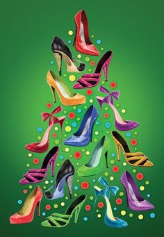 Christmas Shoe Tree.20 Best Shoe Christmas Trees Images Christmas Christmas