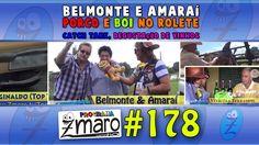 Belmonte e Amaraí, Porco e Boi no Rolete, Catch Tank, degustação de vinh...