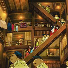 . The Red Turtle, Studio Ghibli Background, Studio Ghibli Spirited Away, Studio Ghibli Art, Kimi No Na Wa, Japanese Illustration, Ghibli Movies, Estilo Anime, Howls Moving Castle