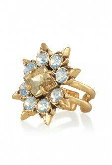 Stella & Dot Spring 2015. Eva Cocktail Ring....stunning! http://www.stelladot.com/sites/rociofernandez