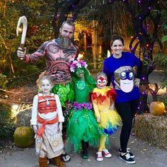 Moana Pua Pig Halloween Costume for Infants Toddlers Girls Moana Halloween Costume, Sibling Halloween Costumes, Clever Halloween Costumes, Couple Halloween, Halloween Kids, Moana Costume Diy, Moana Costumes, Halloween Makup, Zombie Costumes