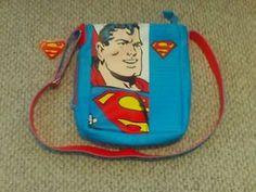DC Superman Shoulder Bag | eBay