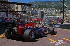 Sebastian Vettel - Redbull -  Monaco 2013