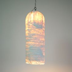 Light made of bandages and plaster by Juyoung Kim of Metafaux Design