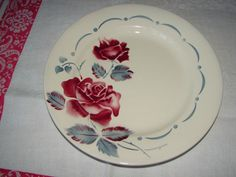 Assiette plate 'Marcigny'
