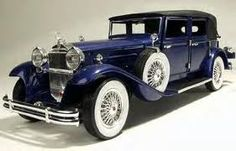 1930 Packard Towncar