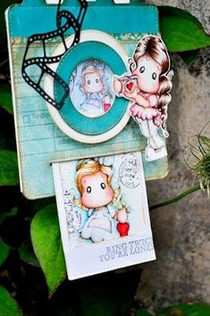 Magnolia Blog, Magnolia Stamps, Copic, 3d Craft, Paper Crafts, Diy Crafts, Card Making Tutorials, Stamp Making, Tampons