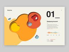 Website Design – Website design for composer Website Design Inspiration, Website Design Layout, Web Layout, Graphic Design Inspiration, Layout Design, Sketch Design, Book Design, App Design, Branding Design