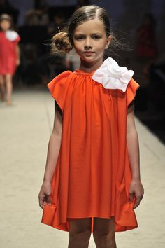 Il Gufo Spring Summer 2014 Fashion Show @ Pitti Bimbo