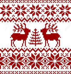 Christmas Norwegian Pattern Royalty Free Cliparts, Vectors, And Stock Illustration. Image 8530882.
