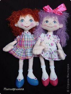 Куклы Шитьё Новые домовушки Ткань фото 12