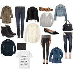 A fashion look from September 2013 featuring oversized tunic, print tees and oversized long sleeve shirts. Browse and shop related looks.