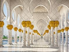 From mega-malls to artificial ski slopes to crystal-strewn hotels, Abu Dhabi—the wealthiest of the seven tiny oil-rich states that make up the United Arab Emirates—embraces the latest extravagances for travelers. Even the holy sites in the city rival the world's most luxurious palaces, most notably the majestic Sheikh Zayed Mosque (pictured). —Whitney Robinson