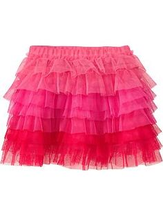 Tiered Ombre-Tulle Minis for Baby | Old Navy