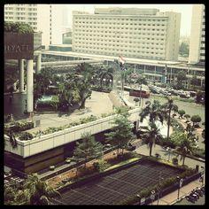 Jakarta on Sunday