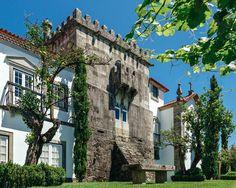 Ponte de Lima - Quinta da Torre de Pousada -  Casa do Passadiço- Portugal