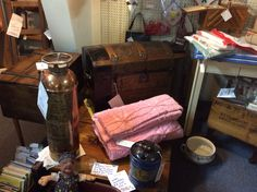 New items added this weekend at Antique Crossroads