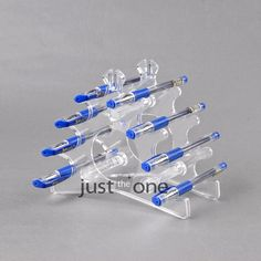 Display Stand 8 pencil Make Up Eyebrow Pen Holder Stand Display