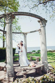 LiUNA Gardens by Lisa Vigliotta Photography Fine Art Wedding Photography, Toronto, Celebrations, Lisa, Wedding Inspiration, Gardens, Outdoor Decor, Outdoor Gardens, Garden
