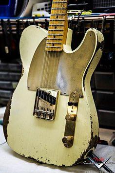 45740e54bfc heavy relic Fender Telecaster